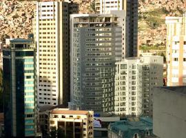 Elegante apartamento, La Paz