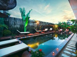 Angkor Pal Boutique Hotel, Сиемреап