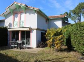 House Villa t3 avec jardin toute proximité lac, Biscarrosse