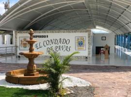 Condado de pavas de Bucaramanga, Floridablanca