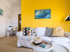 Relax in a Cozy flat near famous beaches of Chania, Kato Daratso