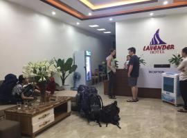 Lavender Hotel, Донг-Хои