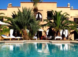 Villa Le Perroquet Bleu, Marrakech