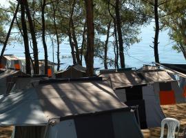 Pullu Camping, Anamur
