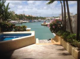 Holiday Home at 163 Port St. Charles Marina, Saint Peter