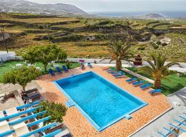 Zorbas Hotel Santorini, Pírgos
