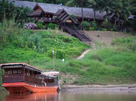 Mekong Cruises -The LuangSay Lodge & Cruises - Luang Prabang to Houei Say, Luang Prabang