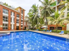 1-BR apartment with shared pool/67914, Arpora