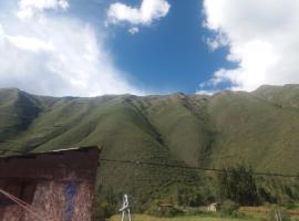 Huchuy wasicha, Urubamba