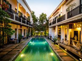 Mulberry Boutique Hotel, Siem Riep