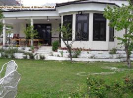 Eagle Nest Guest House, Chitral