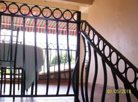 Nalikwanda Guest House, Kabwe