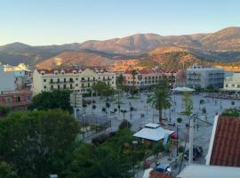 Central L appartment, Argostólion