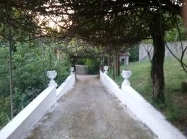 Farmhouse Corfu, Gazátika