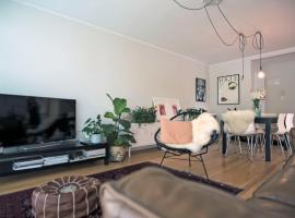 Central Freemans Bay 2 Bed Apartment, Auckland