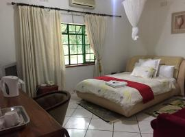Divine Lodge, Livingstone