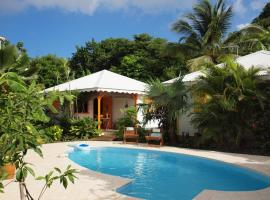 Otentik Lodge - Piscine et Jardin, Le Gosier