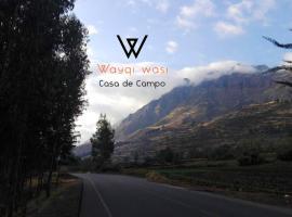 Wayqi Wasi, Pisac