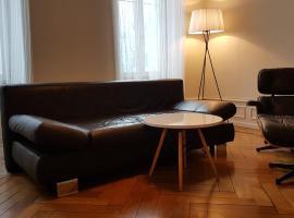 Basel Charme Apartments, Bazylea