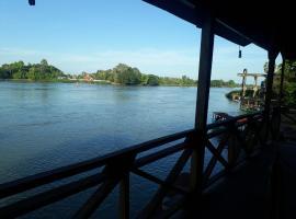 Champa Mekong Bungalows, Ban Dondét