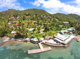 Marigot Beach Club & Dive Resort, Marigot Bay