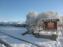 Mount Hutt Motels, 梅斯文