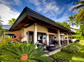 Warwick Le Lagon Resort & Spa, Vanuatu, Port Vila