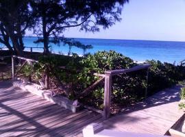 Bay Front Beach Villa, Calvin Hill