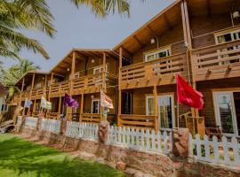 Modern Beach Cottages Morjim, Morjim