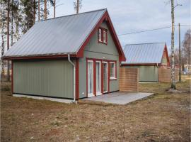 Two-Bedroom Holiday Home in Lottorp, Löttorp
