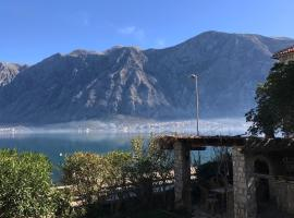 House on the sea front, Kotor