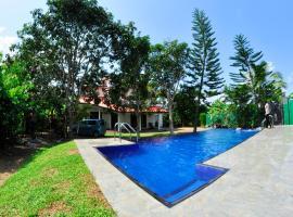 Gold Cinnamon Villa, Bentota