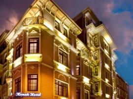 Konak Hotel Taksim, Estambul