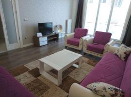 شقة سيلويت الفخمة, Beylikduzu