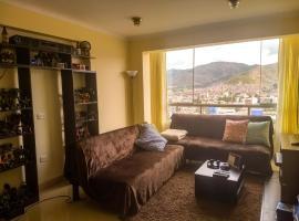 REN 8, Cuzco