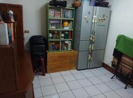 9i rest space, Chiayi