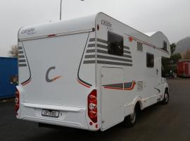 Landvetter nature caravan, Ландветтер