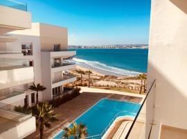 Résidence Captingis, Tanger