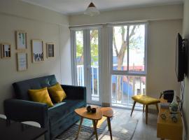 Cozy & Modern Apartment in Barranco, Lima