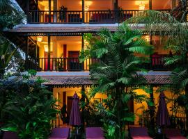 Siddharta Boutique Hotel, Siem Reap