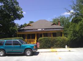 Jamaica House, Macon