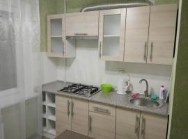 1-room apartment in the center, Zaporozhye