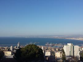 Beautiful New Luxury Apartment, Haifa
