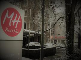 Michel & Friends Hotel Monschau, Monschau