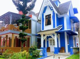 Zevannya Villa Victorian Kota Bunga, Puncak