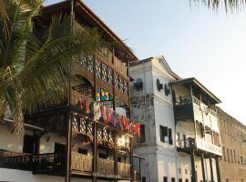 Mizingani Seafront Hotel, Zanzibar City