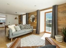 Apartment Grands Mulets, Les Houches