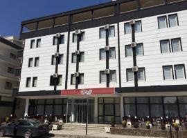 ECS Suw Hotel, Atakum