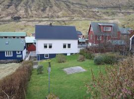 Funningur, Faroe Islands, Funningur