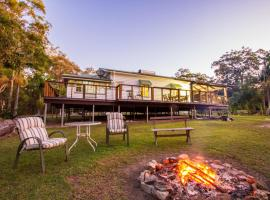 BALLANTINES - Bush n beach acreage retreat, Agnes Water